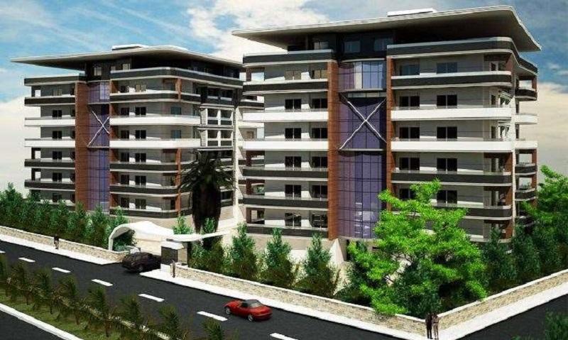 Granada Residence İzmir'de yükseldi