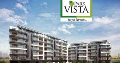 Park Vista Evleri nerede yükseliyor?