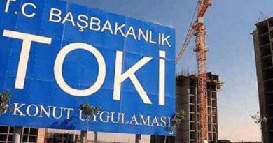 Toki Beyşehir Huğlu Konutları teslim edildi