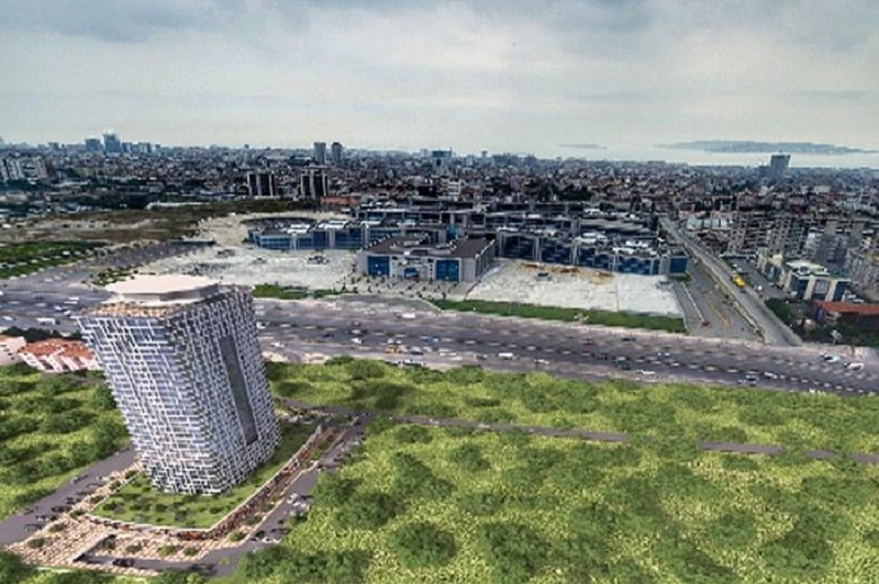 Kartal'da yeni proje: X Tower